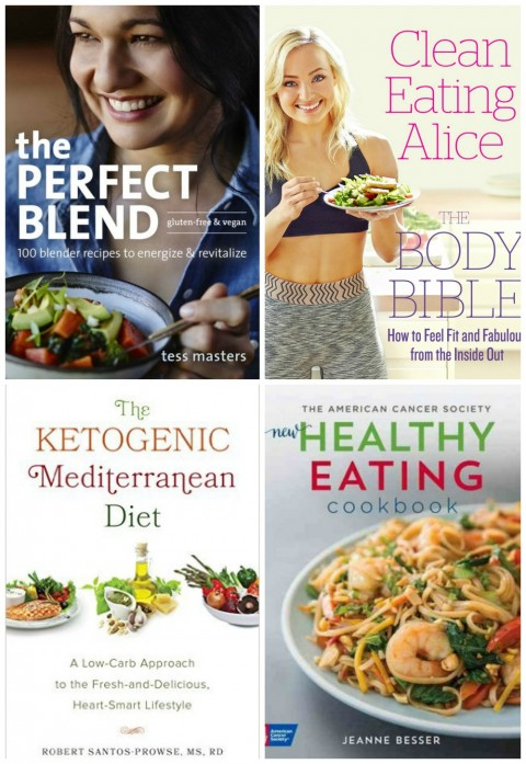 4 New Cookbooks for a New Year of Eating