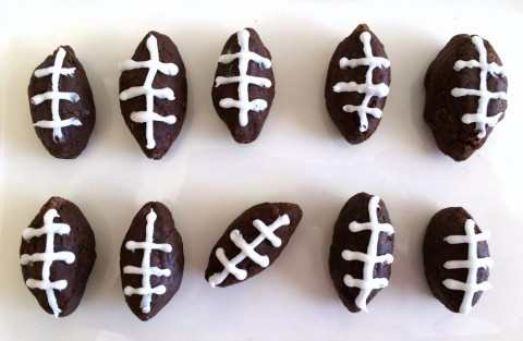 Classic Potato Candy is flavored with cocoa and shaped and decorated like footballs for a game-day dessert. Potato Football Candy will be the hit of your football-watching party!