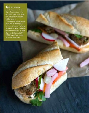 Eggplant Banh Mi Vietnamese Sandwich from Farm to Table Asian Secrets