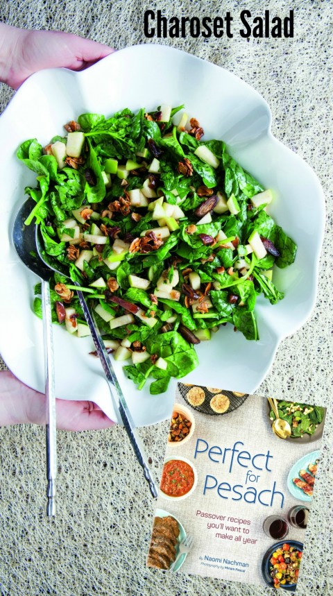 Charoset Salad recipe from Perfect for Pesach