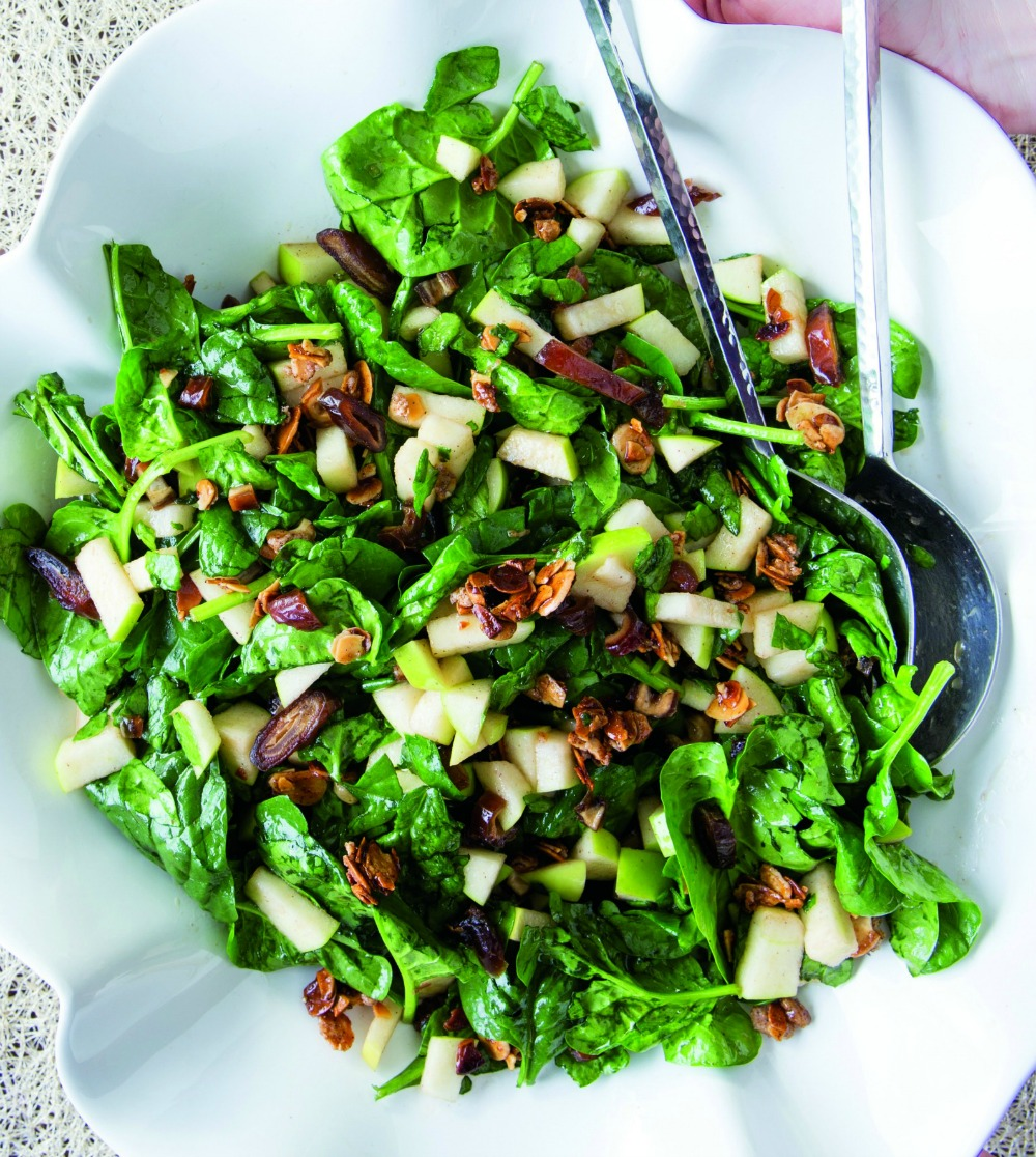 Charoset Salad recipe