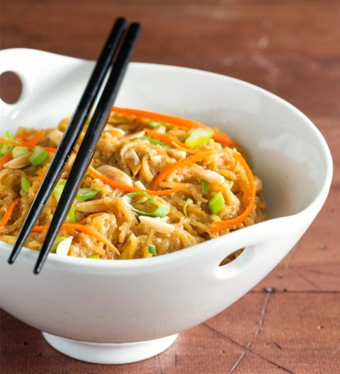 Mock Sesame Noodles from Perfect for Pesach new cookbook
