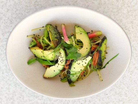 Torched Avocado at True Food Kitchen