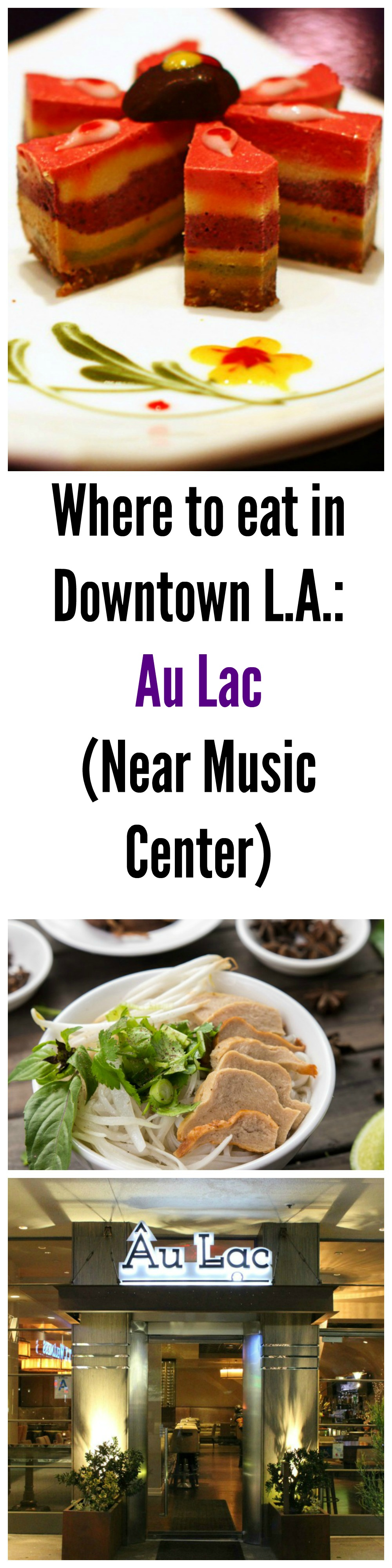 Where to eat in Downtown L.A. near the Music Center Au Lac on ShockinglyDelicious