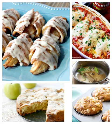 5 Great Recipes from Food Bloggers