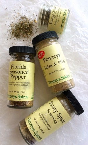 Penzeys No Salt Seasoning Blends on ShockinglyDelicious.com