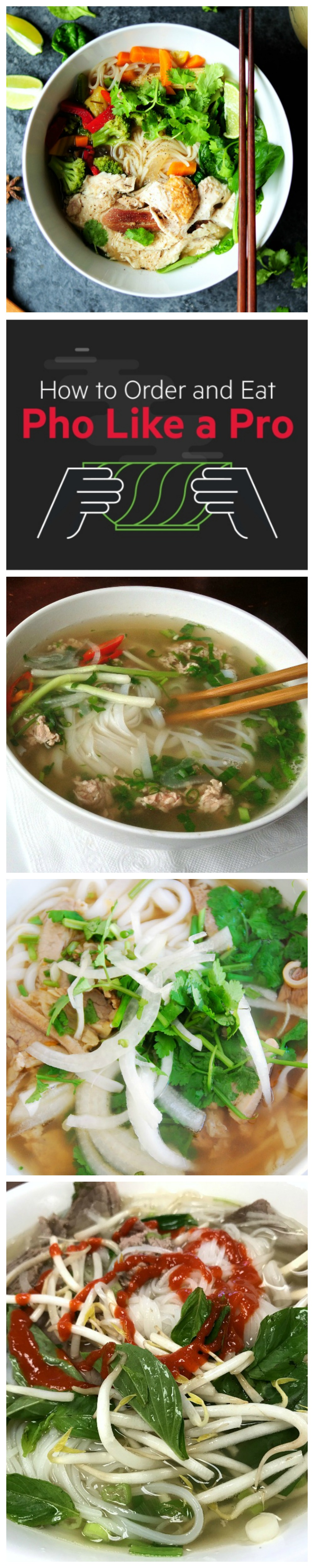 How to Eat Pho Like a Pro