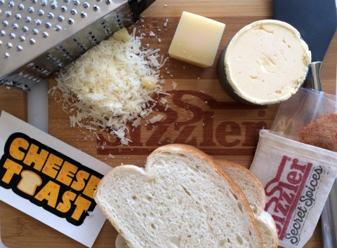 Sizzler Cheese Toast Kit