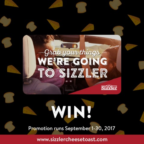 SizzlerCheeseToastselfiecontest.com