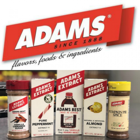 Adams Extract prize