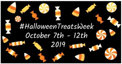Halloween Treats Week 2019 Logo