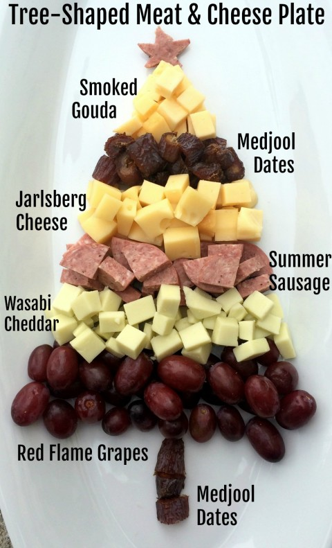 how to make your own meat and cheese platter