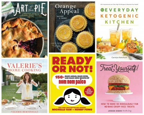 Holiday Cookbook Gift Guide for 2017: Top cookbooks for gift-giving to your friends and family who are enthusiastic home cooks!