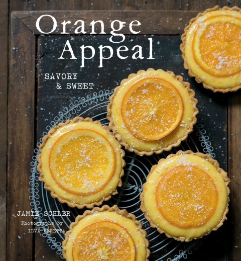 Orange Appeal by Jamie Schler