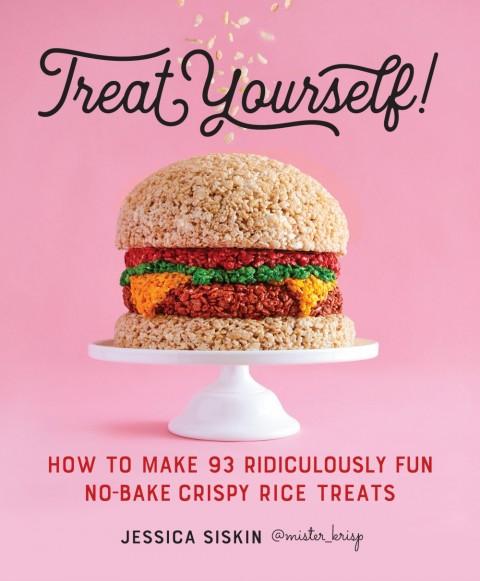 Treat Yourself cookbook
