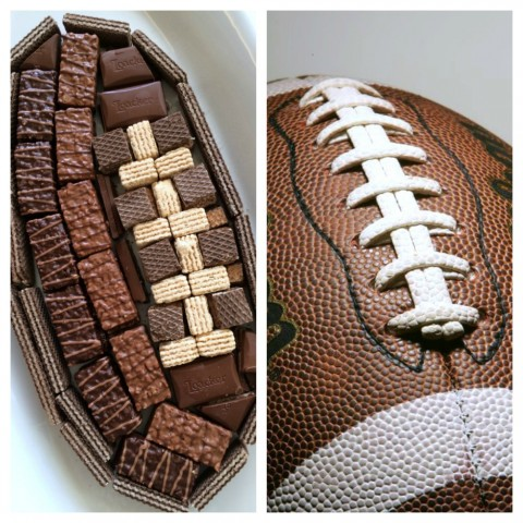 Cookie Football Who Wore it Better on ShockinglyDelicious.com