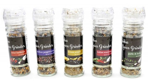 Melissa's Produce Spice Grinders