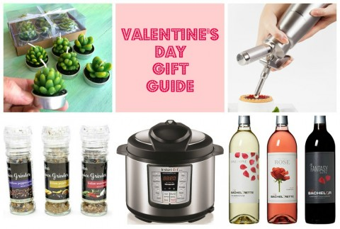 5 delicious suggestions for what to get your sweetie for Valentine's Day, from Shockingly Delicious.