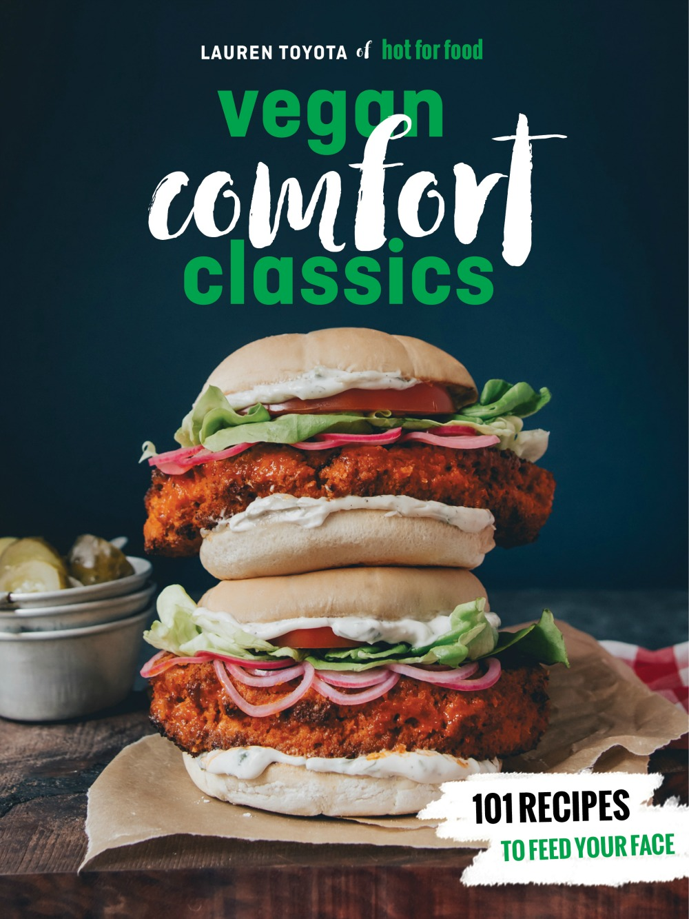 hotforfood_vegan comfort classics cookbook cover