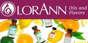 LorAnn logo giveaway