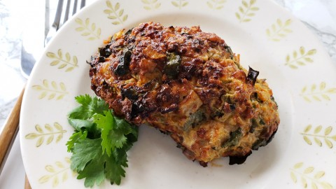 MEXICAN TURKEY MEAT LOAF: Done from start to finish in a half hour, this healthy meat loaf is warmed by chili and cumin, perfumed with cilantro and zipped up with green chiles and salsa. Bonus: it uses only 1 bowl, too!