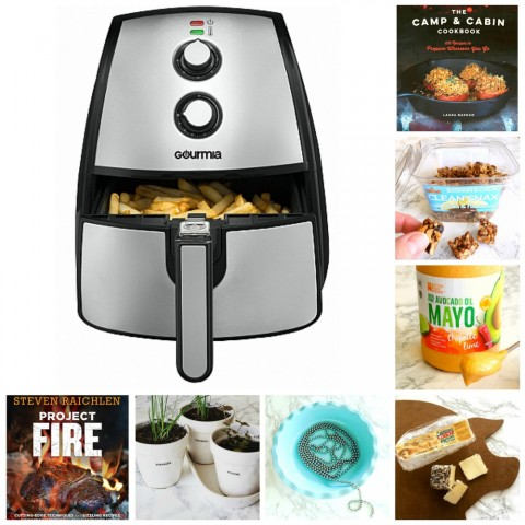 A few of my favorite cookbooks, gadgets, recipes and kitchen tips for June 2018.