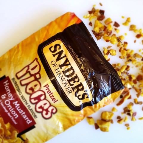 Snyder's Honey Mustard Onion Pieces