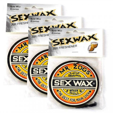 Mr Zogs Sex Wax coconut air freshener