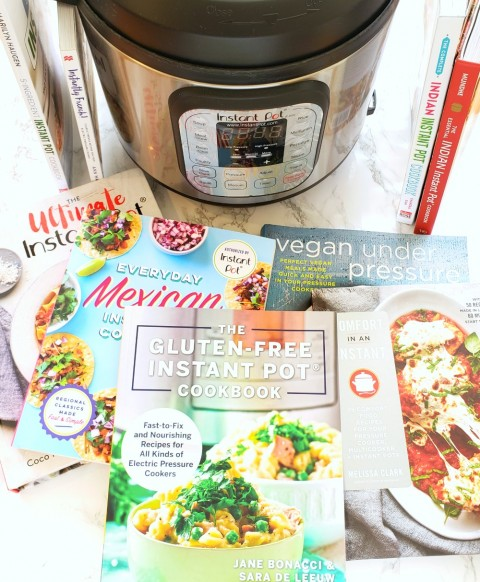 A plethora of Instant Pot cookbooks out just in time for gift-giving make a nice present for any home cook. And for those who don't have one, how about an Instant Pot AND a couple of these cookbooks?
