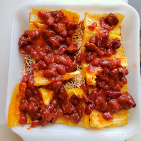 Another layer of chili