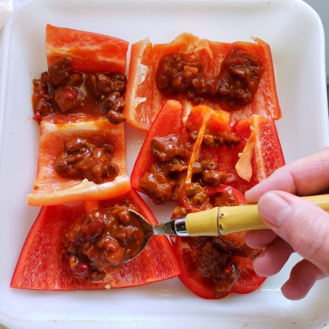 Layer on chili