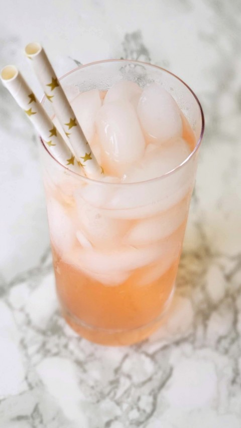 Easy Guava Lemonade Recipe on ShockinglyDelicious.com