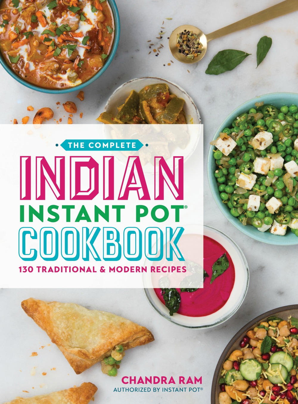 Indian Instant Pot Cookbook on ShockinglyDelicious.com