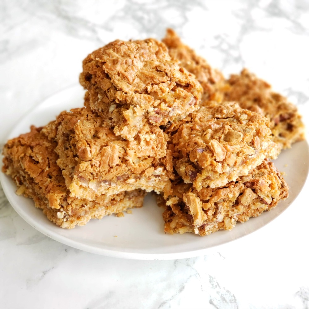 Post image for Coconut Pecan Dream Bars
