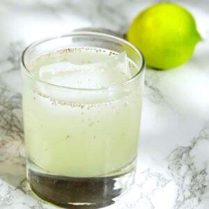Chia Limeade recipe on ShockinglyDelicious.com
