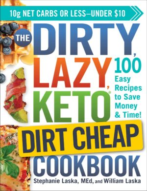 DIRTY LAZY KETO Dirt Cheap Cookbook_COVER