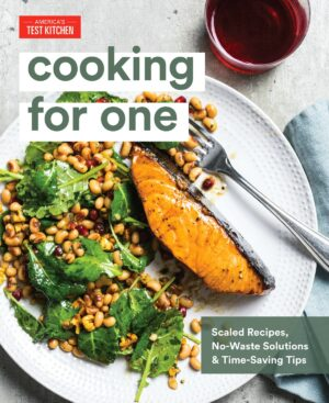 CookingForOne_Cookbook Cover