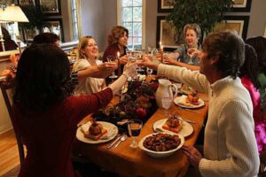 Food Blogger Thanksgiving featured in the L.A. Times!