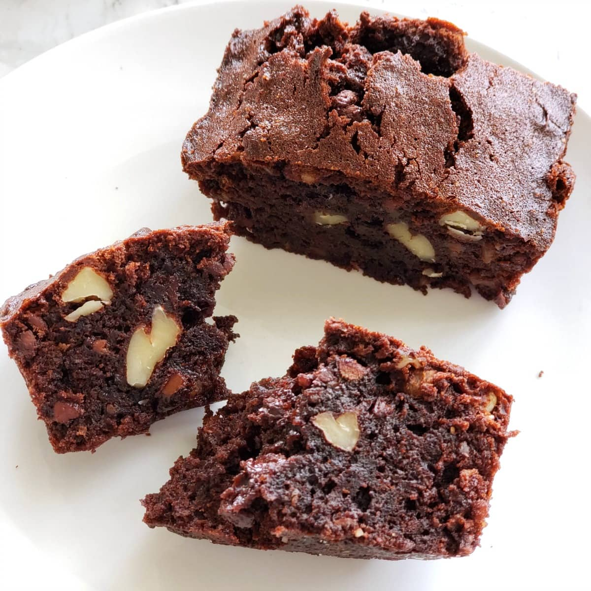 Small Batch Emergency Brownies in the Air Fryer on ShockinglyDelicious.com